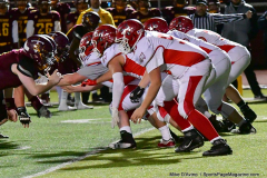 CIAC Football; Class M QFs - #2 Sheehan vs. #7 Wolcott - Photo # 559