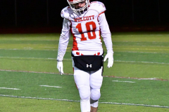 CIAC Football; Class M QFs - #2 Sheehan vs. #7 Wolcott - Photo # 567