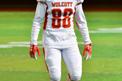 CIAC Football; Class M QFs - #2 Sheehan vs. #7 Wolcott - Photo # 582
