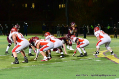 CIAC Football; Class M QFs - #2 Sheehan vs. #7 Wolcott - Photo # 619