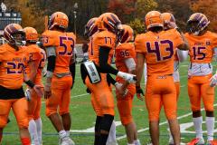 CACC Sprint Football; Post vs. Naval Academy - Photo # 017