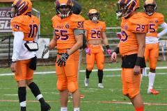 CACC Sprint Football; Post vs. Naval Academy - Photo # 026