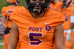 CACC Sprint Football; Post vs. Naval Academy - Photo # 036