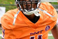 CACC Sprint Football; Post vs. Naval Academy - Photo # 073