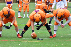 CACC Sprint Football; Post vs. Naval Academy - Photo # 083