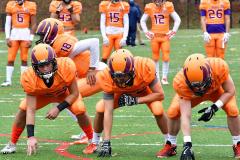 CACC Sprint Football; Post vs. Naval Academy - Photo # 084