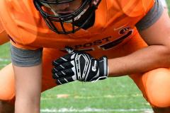 CACC Sprint Football; Post vs. Naval Academy - Photo # 085