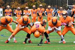 CACC Sprint Football; Post vs. Naval Academy - Photo # 090