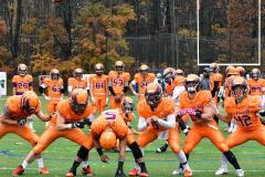 CACC Sprint Football; Post vs. Naval Academy - Photo # 091