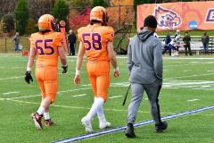 CACC Sprint Football; Post vs. Naval Academy - Photo # 126