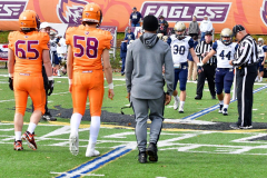 CACC Sprint Football; Post vs. Naval Academy - Photo # 128