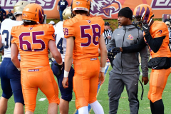 CACC Sprint Football; Post vs. Naval Academy - Photo # 149