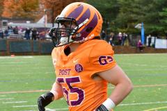 CACC Sprint Football; Post vs. Naval Academy - Photo # 151