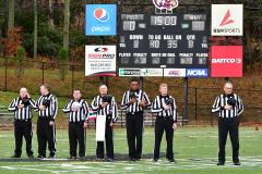 CACC Sprint Football; Post vs. Naval Academy - Photo # 155