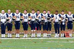 CACC Sprint Football; Post vs. Naval Academy - Photo # 156