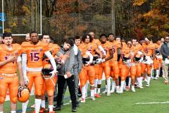 CACC Sprint Football; Post vs. Naval Academy - Photo # 161