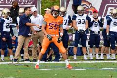 CACC Sprint Football; Post vs. Naval Academy - Photo # 167