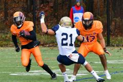 CACC Sprint Football; Post vs. Naval Academy - Photo # 174