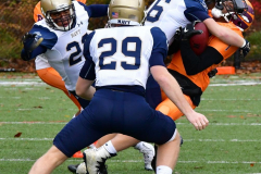 CACC Sprint Football; Post vs. Naval Academy - Photo # 176