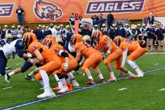 CACC Sprint Football; Post vs. Naval Academy - Photo # 183