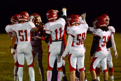 Gallery CIAC Football; Wolcott 44 at St. Paul 28 - Photo # A 623