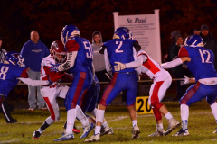 Gallery CIAC Football; Wolcott 44 at St. Paul 28 - Photo # A 636