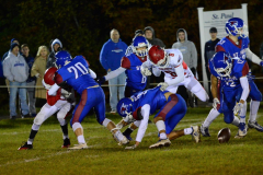 Gallery CIAC Football; Wolcott 44 at St. Paul 28 - Photo # A 639