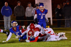 Gallery CIAC Football; Wolcott 44 at St. Paul 28 - Photo # A 641