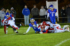 Gallery CIAC Football; Wolcott 44 at St. Paul 28 - Photo # A 642
