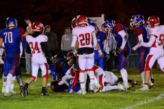 Gallery CIAC Football; Wolcott 44 at St. Paul 28 - Photo # A 646