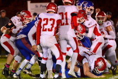 Gallery CIAC Football; Wolcott 44 at St. Paul 28 - Photo # A 649