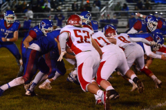 Gallery CIAC Football; Wolcott 44 at St. Paul 28 - Photo # A 690