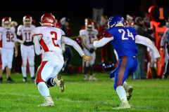Gallery CIAC Football; Wolcott 44 at St. Paul 28 - Photo # A 764