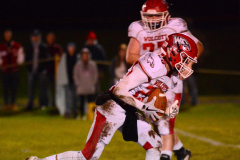 Gallery CIAC Football; Wolcott 44 at St. Paul 28 - Photo # A 780