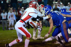 Gallery CIAC Football; Wolcott 44 at St. Paul 28 - Photo # A 808