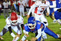 Gallery CIAC Football; Wolcott 44 at St. Paul 28 - Photo # A 829