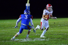 Gallery CIAC Football; Wolcott 44 at St. Paul 28 - Photo # A 844