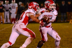 Gallery CIAC Football; Wolcott 44 at St. Paul 28 - Photo # A 872