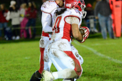 Gallery CIAC Football; Wolcott 44 at St. Paul 28 - Photo # A 874