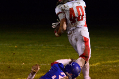 Gallery CIAC Football; Wolcott 44 at St. Paul 28 - Photo # A 998