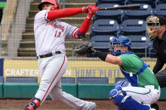 Gallery Baseball- Hartford Yard Goats 2 vs Harrisburg Senators 3 photo-10