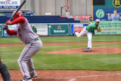 Gallery Baseball- Hartford Yard Goats 2 vs Harrisburg Senators 3 photo-21