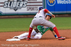 Gallery Baseball- Hartford Yard Goats 2 vs Harrisburg Senators 3 photo-29