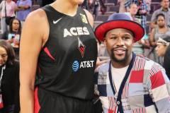 GALLERY WNBA: LV ACES 94 VS ATLANTA DREAM 90