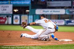 Hartford Yard Goats 0 vs Bowie Baysox 2 Photo-17