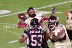 MLF Football: Western CT Militia 16 vs. Brooklyn Seminoles 27