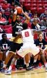 NCAA Basketball: Ball State 84 vs Western Michigan 78, Worthen Arena, Muncie IN, January 28, 2017