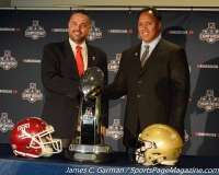 NCAA Football AAC Championship Pre-Game Press Conference - Navy vs. Temple - Photo (10)