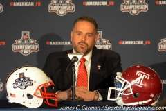 NCAA Football AAC Championship Pre-Game Press Conference - Navy vs. Temple - Photo (4)