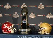 NCAA Football AAC Championship Pre-Game Press Conference - Navy vs. Temple - Photo (8)
